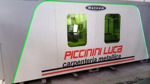 laser personalizzato