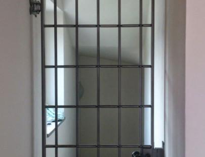Cancello di sicurezza per interno