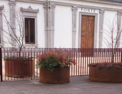 Fioriera Terme San Pellegrino -BG-